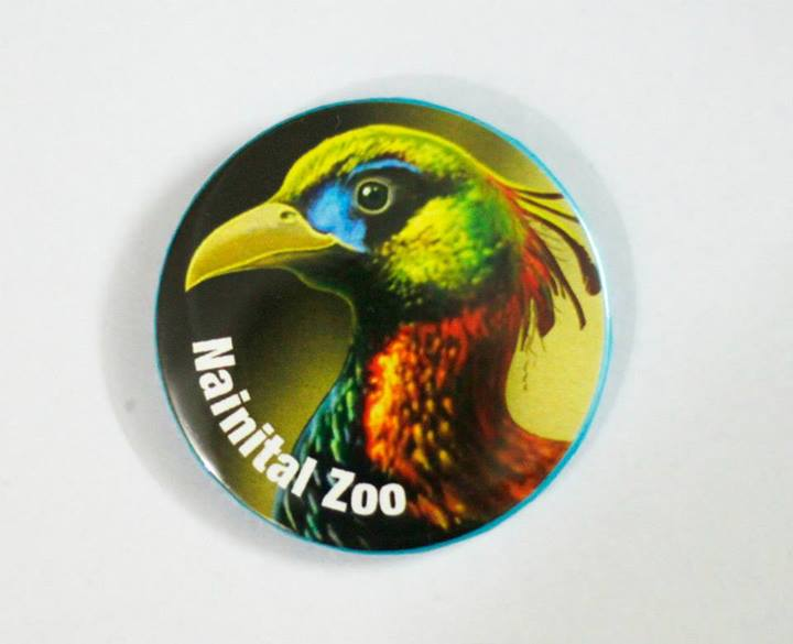 Badges for Nainital Zoo